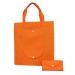 Non Woven Foldable Shopping Bag 164525 ## Orange