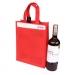 Non Woven 2 Bottle Bag 164728 ## Red