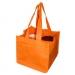 Non Woven 4 Coffee Cups Bag 164756 ## Orange