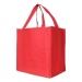 Non Woven Shopping Bag 165444 ## Red