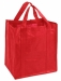 Non-Woven Shopping Bag 211589 ## Red