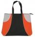 Alpine Tote Bag 230265 ## BlackOrangeSilver