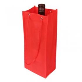Non Woven Single Bottle Bag