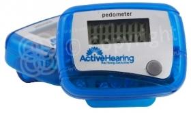 Active Hearing Pedometer