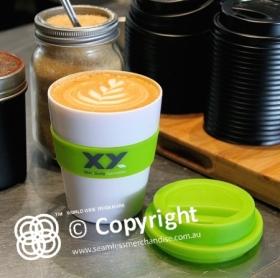 Eco Mug coffee cup large BPA free 16oz or 535 ml