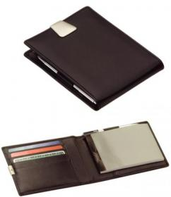 Leather Wallet / Jotter