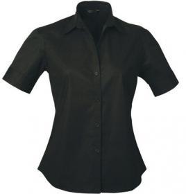 Ladies Stratagem Shirt - Short Sleeve