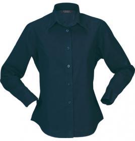 Ladies Milan Shirt - Long Sleeve