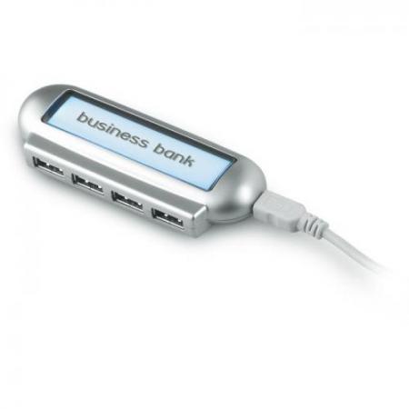 USB Hub w/ light