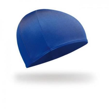Elastic swimming cap