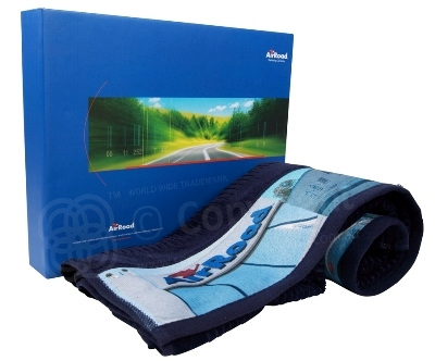 Air Road Towel