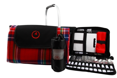 Bain and Co. Alcatel Picnic Set