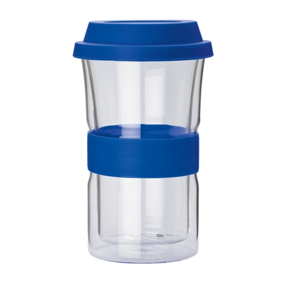 Verona Double Wall Glass Tumbler