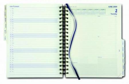 Desk_Diary and Twinlux Veleta Cover