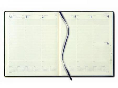 Desk_Casebound in Twinlux Veleta Cover