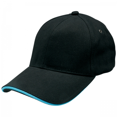 6 Panel HBC Cap Sandwich Peak