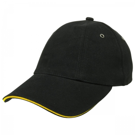 6 Panel Rotated HBC Cap Sandwi