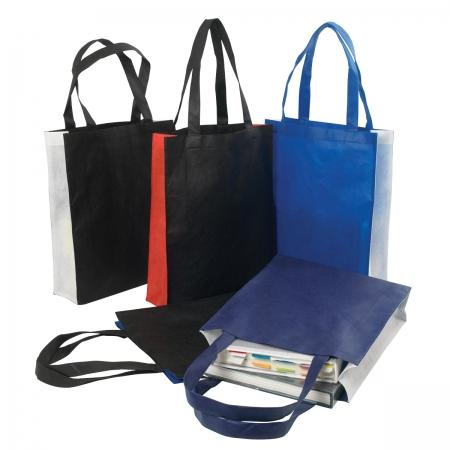 Non-woven 2 Tone Tote Bag