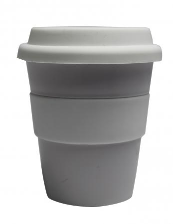 Grab N Go Coffee Cup Large 16oz-16oz whitewhite