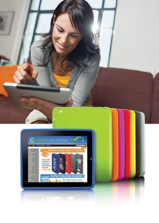 SILICONE IPAD COVERS SUIT ALL IPADS