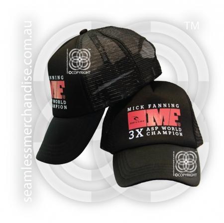 85f1fa898b7 Rip Curl Baseball Cap Mick Fanning by Seamless Merchandise