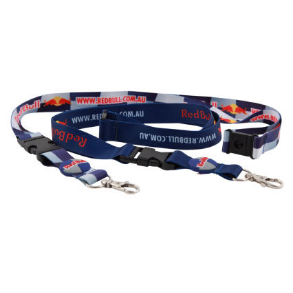 Red Bull Lanyards