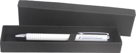 Metal Pen Fusion White