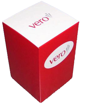 Vero Post it notes