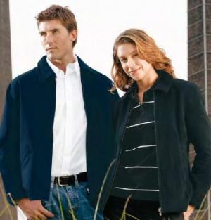 Ladies Ceo Melton Wool Jacket