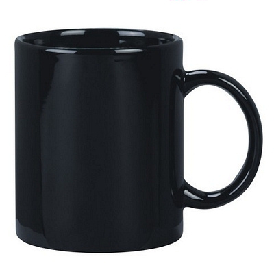 Colonial Black Coffee Mug
