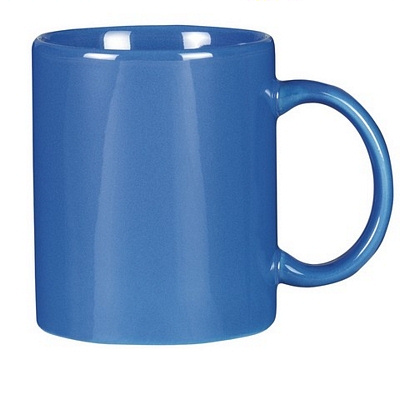 Colonial Ocean Blue Coffee Mug