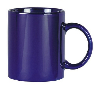Colonial Cobalt Coffee Mug