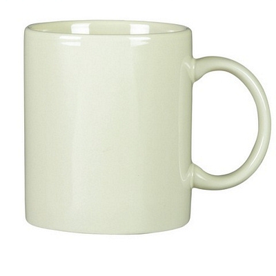 Colonial Cream Coffee Mug