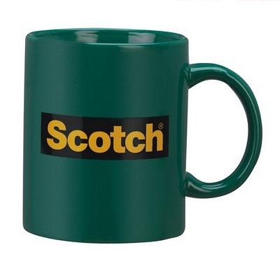 Colonial Green Coffee Mug