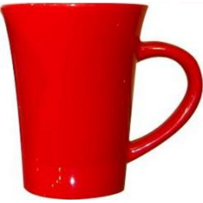Vancouver Red/White Coffee Mug