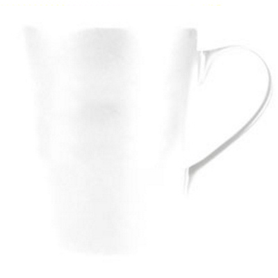 Jamaica White Coffee Mug