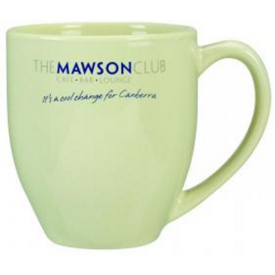 Manhattan Cream Coffee Mug