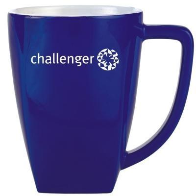 Morocco Winston Blue/White Coffee Mug