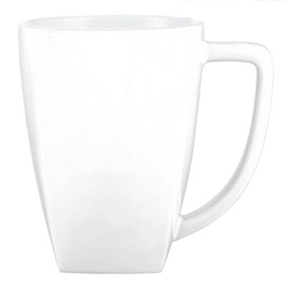 Morocco White Coffee Mug