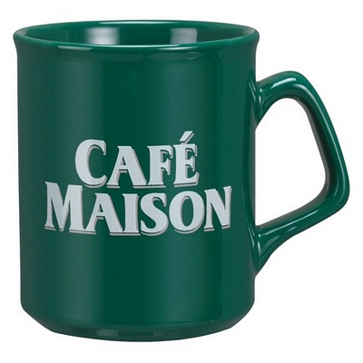 A'Flare Green Coffee Mug