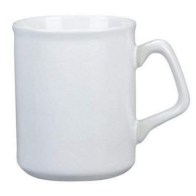 A'Flare White Coffee Mug