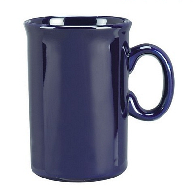 Classic Cobalt Coffee Mug