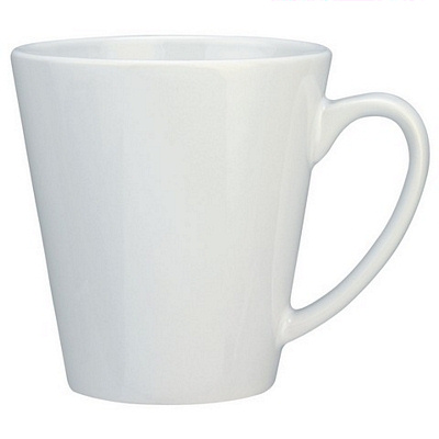 Salsa White Coffee Mug