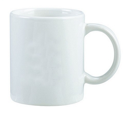 Colonial White Coffee Mug