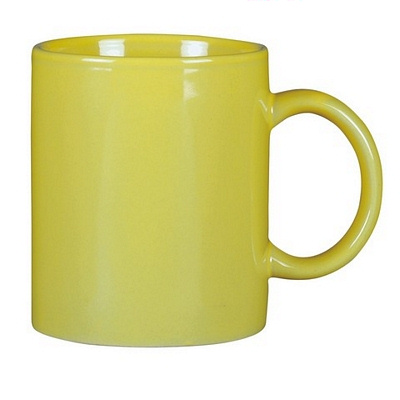 Colonial Yellow Coffee Mug