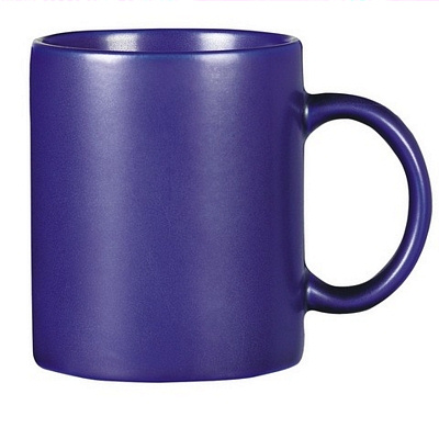 Colonial Cobalt Coffee Mug Matte