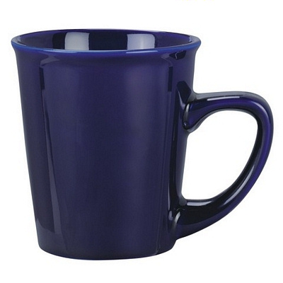 Vienna Cobalt Coffee Mug