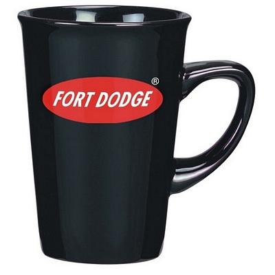 Vermont Black Coffee Mug