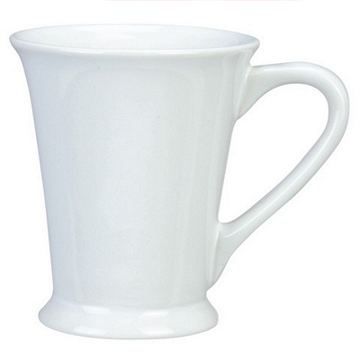 Verona White Coffee Mug