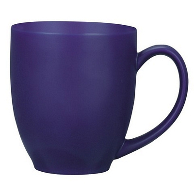 Manhattan Cobalt Coffee Mug Matte